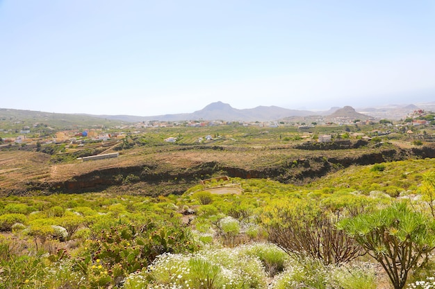 マチゾデアデヘ山脈の眺め