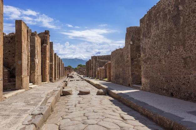 고대 도시 폼페이 폼페이보기