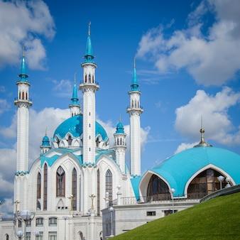 クルシャリフモスクの眺め