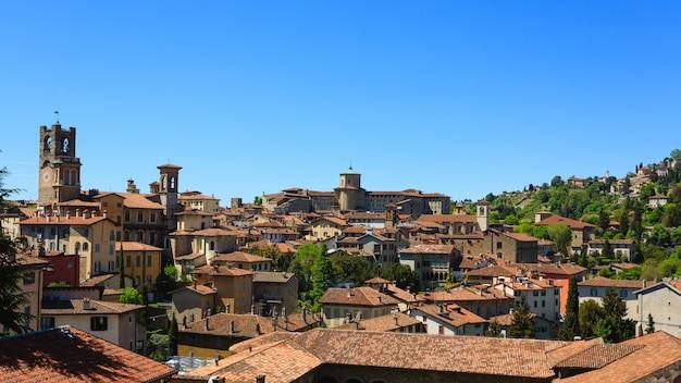 Вид на верхний город