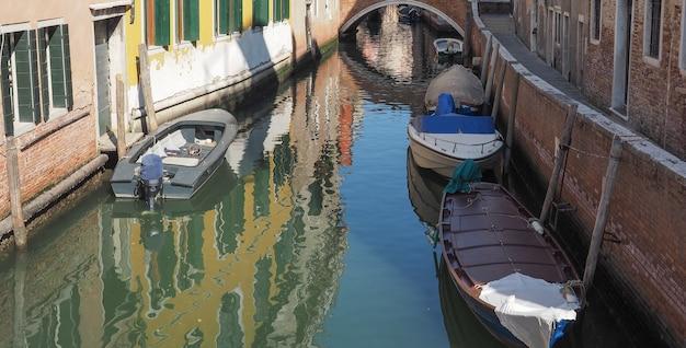 ヴェネツィアの眺め