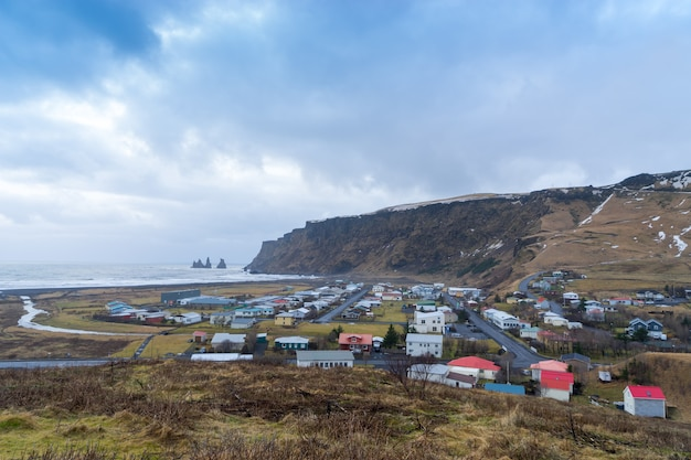 아이슬란드 비크시 전경
