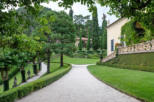 Villa del balbianello green garden