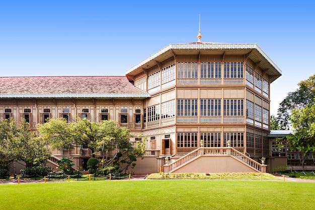 The vimanmek mansion