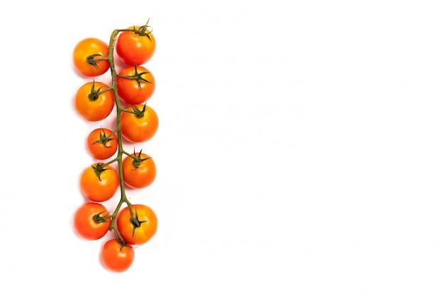 Vine cherry tomatoes