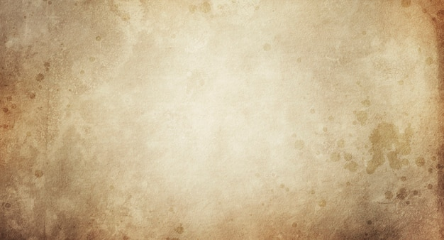 Vintage background of old beige paper for design and text