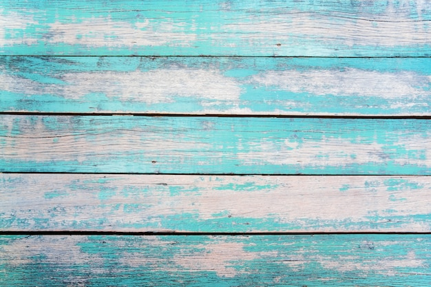 Vintage beach wood background