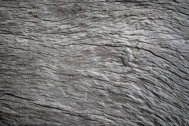 ヴィンテージの黒と白の古い木製テクスチャ、自然の背景。素朴なスタイル
