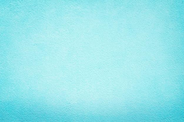 Vintage blue aquarelle painted wall background paint decoration backdrop color pop design