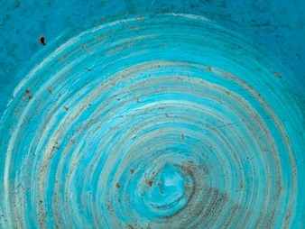 Vintage blue Circle background