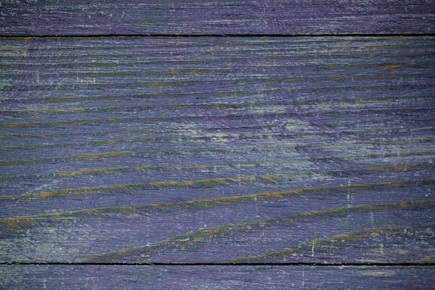 Vintage blue wood background texture with knots and nail holes. old painted wood wall.
