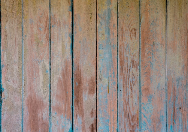 Vintage blue wood texture with natural patterns
