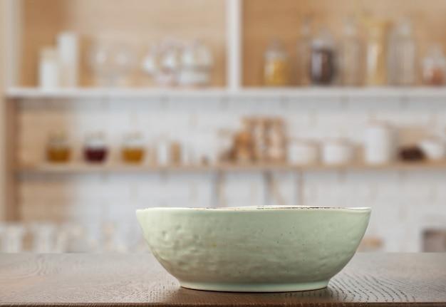 Vintage bowl in the kitchen