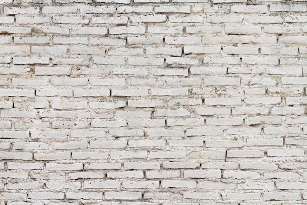 도시 건물 벽의 빈티지 벽돌