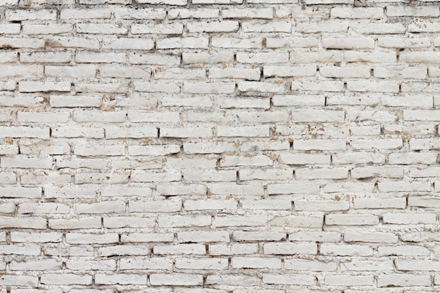Vintage bricks of urban buildings walls