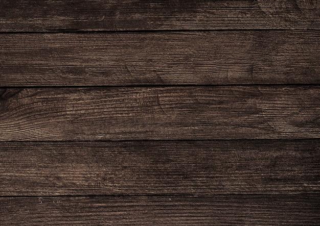 Винтажная текстура коричневой деревянной поверхности