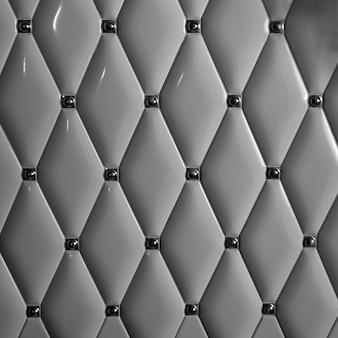 빈티지 울퉁불퉁 한 도자기 벽. 배경 또는 질감