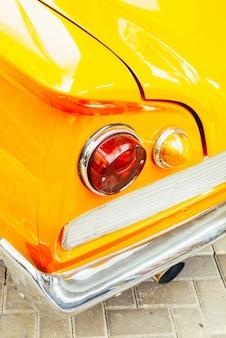 Старинная машина