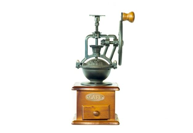 Vintage cogffee grinder