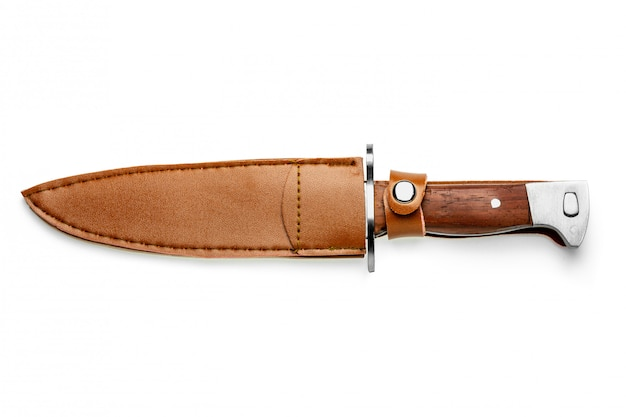 Vintage combat knife