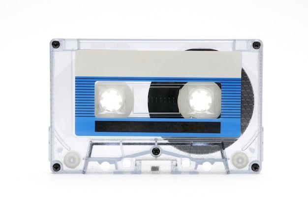 磁気録音用のビンテージコンパクトオーディオテープ