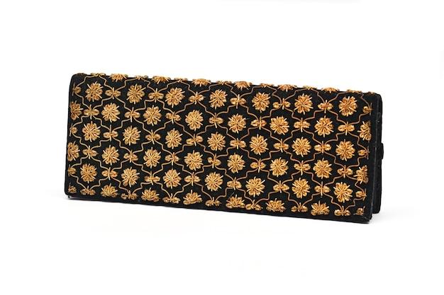 Винтажный декоративный женский кошелек