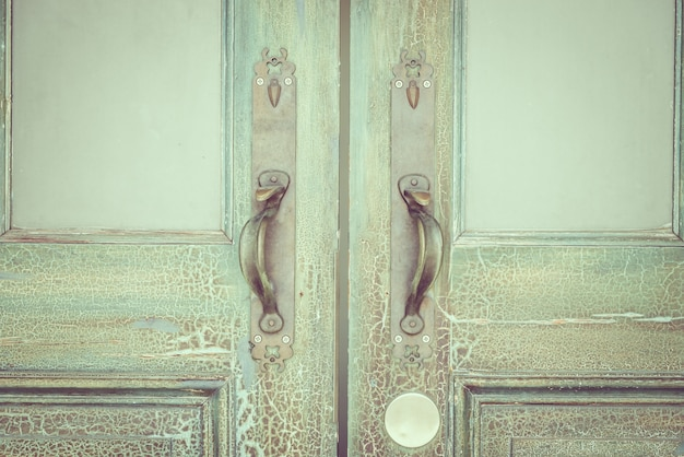 Manopola porta d'epoca
