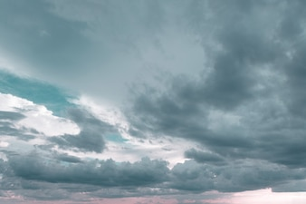Vintage dynamic cloud and sky texture for background