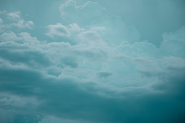 Vintage dynamic cloud and sky texture