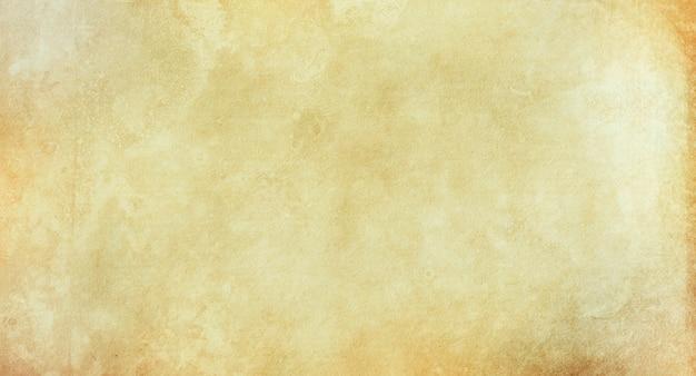 반점과 줄무늬가 있는 빈티지 퇴색된 종이 질감