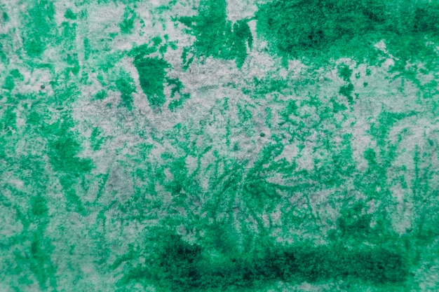 Vintage green concrete textured background
