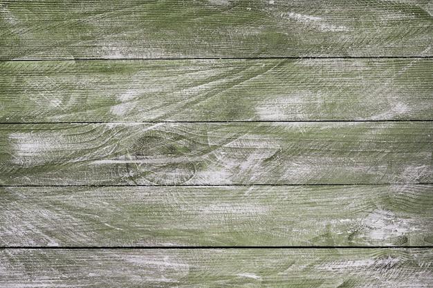 빈티지 녹색 나무 배경 텍스처