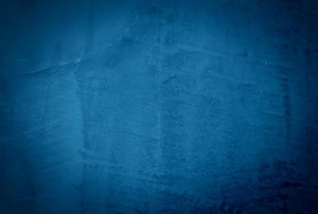 삽화와 빈티지 그런 지 블루 콘크리트 질감 벽 배경.