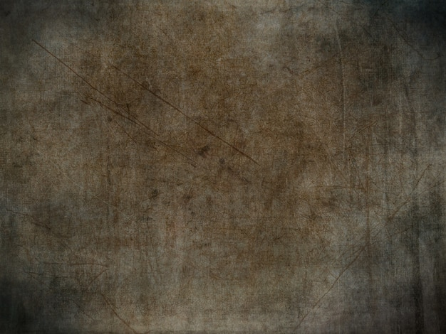 Vintage grunge style background with scratches and stains