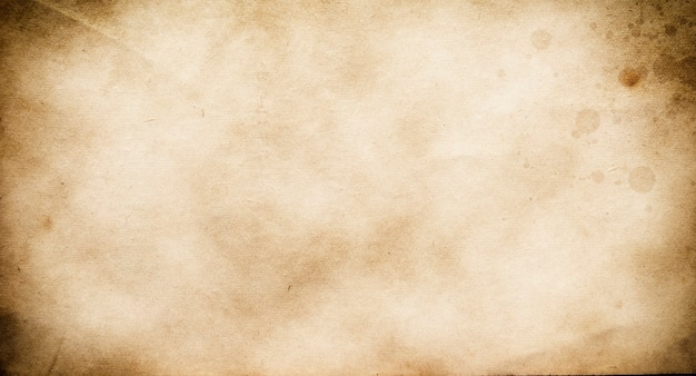 Vintage grunge texture of old paper as a background with space for text