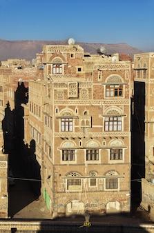 イエメンのヴィンテージの家
