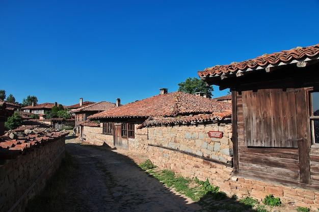 Старинный дом в селе жеравна в болгарии