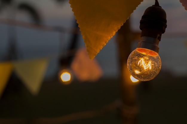 Vintage lamp