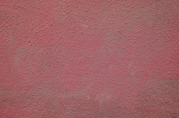 ヴィンテージの淡いピンクの漆喰壁の質感。パステルカラーの背景。抽象的な塗られた壁面。デザインのためのコピースペースと石膏の背景。