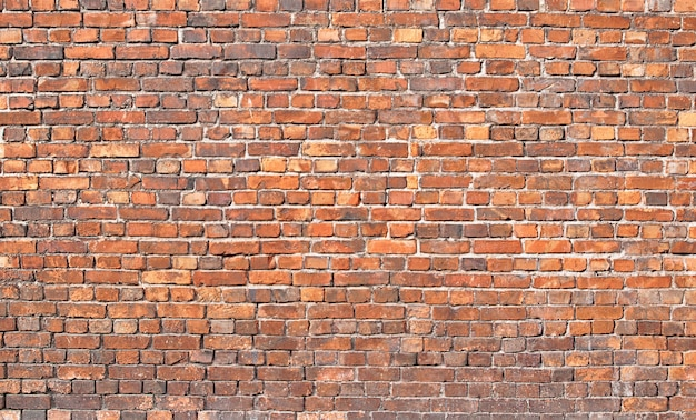 Vintage masonry. red brick wall, background for design