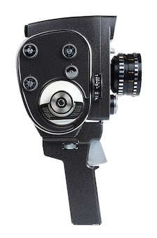 ヴィンテージ映画用カメラ