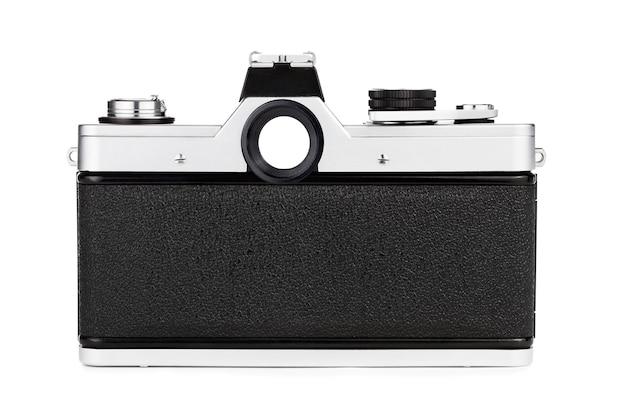 빈티지 오래 된 필름 사진 카메라, 절연
