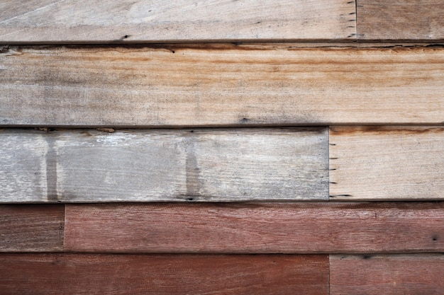 Vintage old wooden texture for background