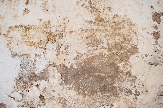 복고풍 패턴 벽으로 천연 시멘트 또는 석고 오래된 질감의 빈티지 또는 지저분한 배경. 디자인 및 질감 배경에 좋습니다.