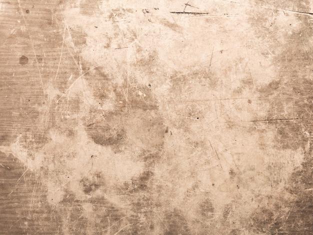 천연 시멘트 또는 오래된 돌 질감의 빈티지 또는 지저분한 밝은 갈색 배경