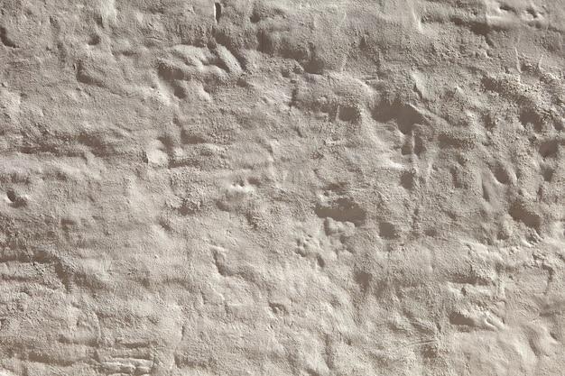レトロなパターンの壁としての天然セメントまたは石の古いテクスチャのヴィンテージまたは汚れた白い背景。コンセプト、コンセプチュアルウォールバナー、グランジ、素材、老朽化した構造です。白いコンクリートの壁。