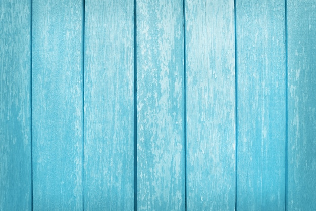 Vintage painted wooden wall background