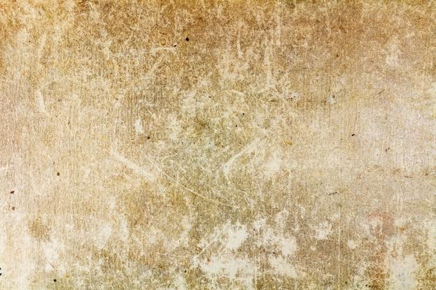 Винтажная текстура бумаги с выцветанием и пятнами. абстрактный фон