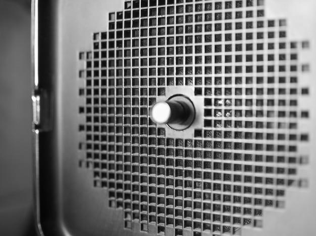 ヴィンテージラジオスピーカー