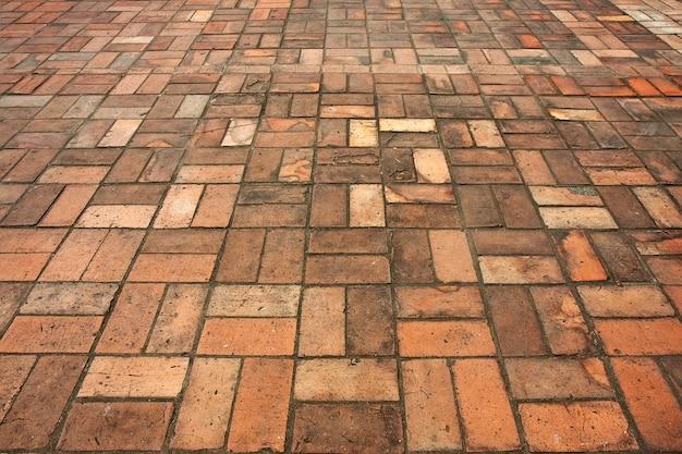 Vintage stone street road pavement texture
